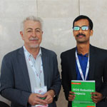 Third Robotics book Launched in ICRA 2017